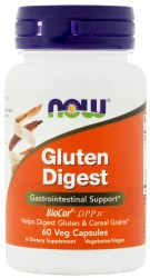 Gluten Digest Enzymes