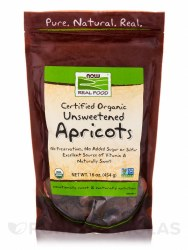 Apricots, Unsweetened Organic