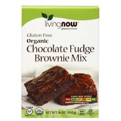 Organic Gluten Free Chocolate Fudge Brownie Mix