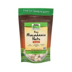 Macadamia Nuts, Raw