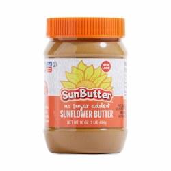 Sunflower Seed Butter, No Sugar