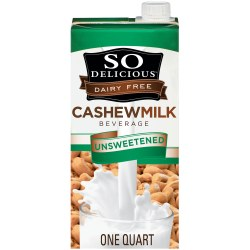 Cashew Milk, Unsweetened