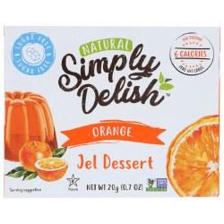 Jel Dessert, Orange