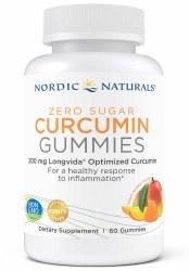 Curcumin Gummies No Sugar