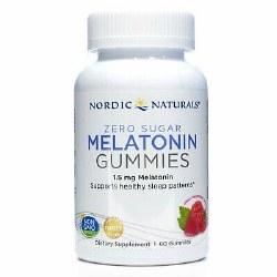 Melatonin Gummies, No Sugar