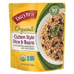 Cuban Style Rice & Beans, Organic