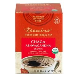 Chaga Ashwaganda Herbal Coffe, Organic