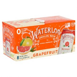 Grapefruit Sparkling Water