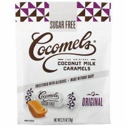 Caramels, Original, Sugar Free