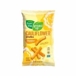 Cauliflower Stalks, Cheddar