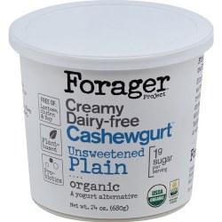 Cashewgurt, Plain, Organic