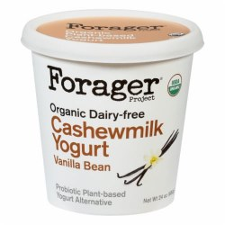 Cashewgurt, Vanilla, Organic