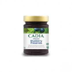 Blueberry Preserves, Organic