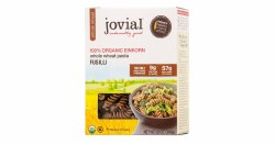Einkorn Whole Wheat Fusilli, Organic