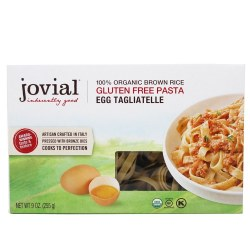 Brown Rive Egg Tagliatelle