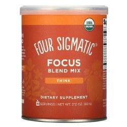 Focus Blend Mushrooms, Organic