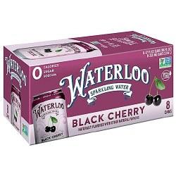 Black Cherry Sparkling Water
