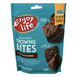 Brownie Bites, Rich Chocolate