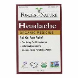 Headache Roll On, Organic