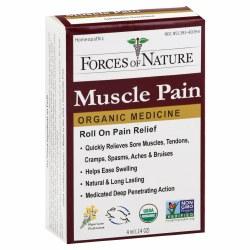 Muscle Pain Management, Organic