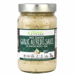 Alfredo Sauce, Roasted Garlic