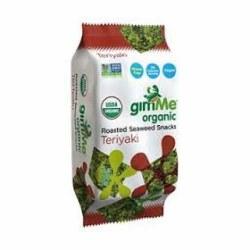 Organic Seaweed Snack, Teriyaki