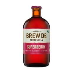 Kombucha, Superberry