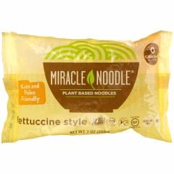 Fettuccine Style Noodles