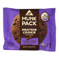 Double Dark Chocolate Protein Cookie