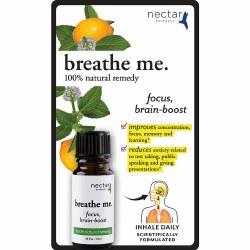 Breathe Me Focus, Brain Boost