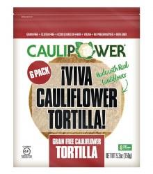 Cauliflower Tortilla, Grain Fr