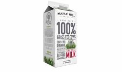 Organic Grass-Fed Whole Milk