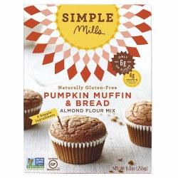 Gluten Free Pumpkin Muffin Mix