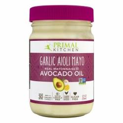 Garlic Avocado Aioli