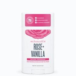 Rose Vanilla Deodorant Stick