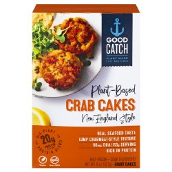 Crab Cakes, Plant Based