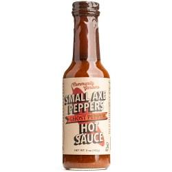 Hot Ghost Pepper Sauce