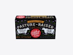 Butter, Pasture Raised, Unsalted