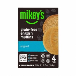 GF English Muffin