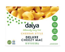 Cheddar Deluxe Cheezy Mac