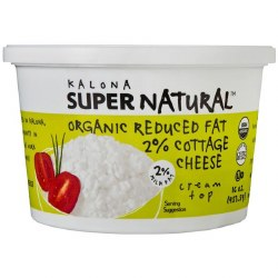 Organic 2% Cottage Cheese