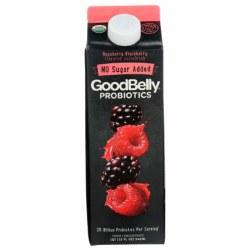 Raspberry Blackberry Probiotic Drink, Organic