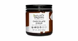 Organic Raw Chocolate Syrup