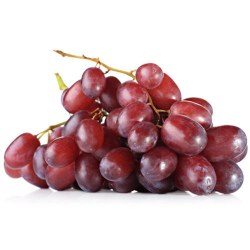 Grapes, Red Seedless, Organic