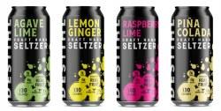 Agave Lime Hard Seltzer