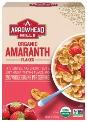 Amaranth Flakes, Organic