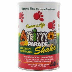 Nature's Plus Animal Parade Shake Berry 1.3 lb