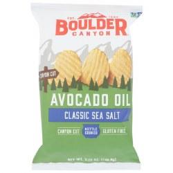 Avocado Oil Potato Chips