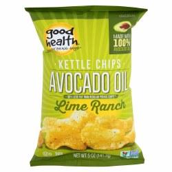 Avocado Oil Lime Ranch Potato Chips