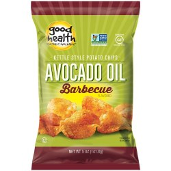 BBQ Avocado Oil Potato Chip